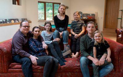 Fotos bei uns zu Hause