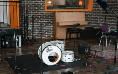 Fotos aus dem Studio